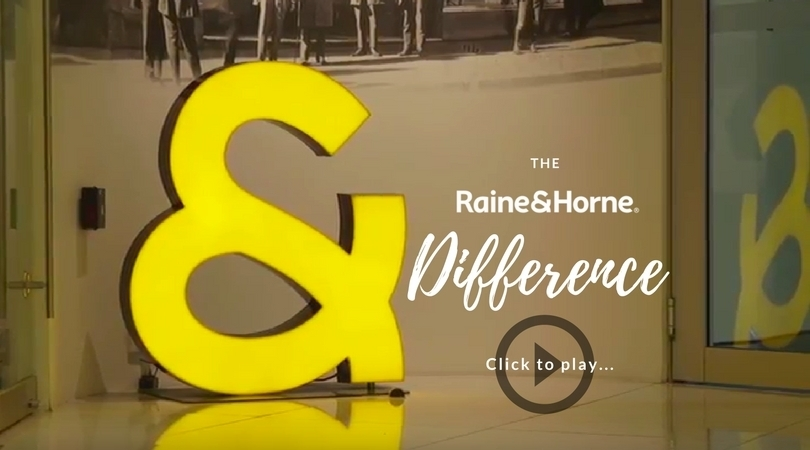 Raine & Horne our difference video